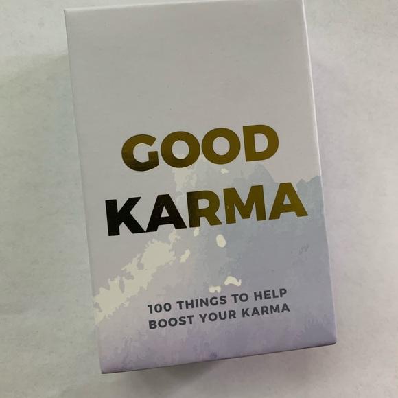 Good Karma Card Set
